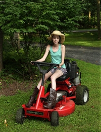 Farm Girl featuring Aria Haze by Als Photographer