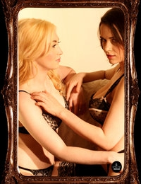 Jess And Alice Get Intimate
