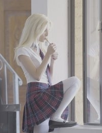Piper Perri is a naughty schoolgirl that needs to be spanked and then disciplined with a round of rough sex